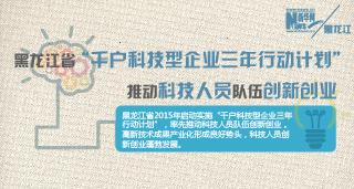 黑龍江省推動科技人員隊伍創新創業