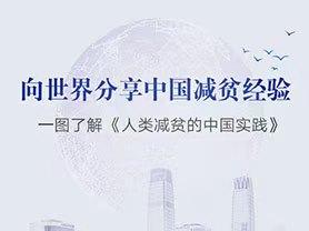 向世界分享中國減貧經驗
