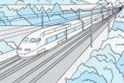 哈佳快速鐵路建設加快推進