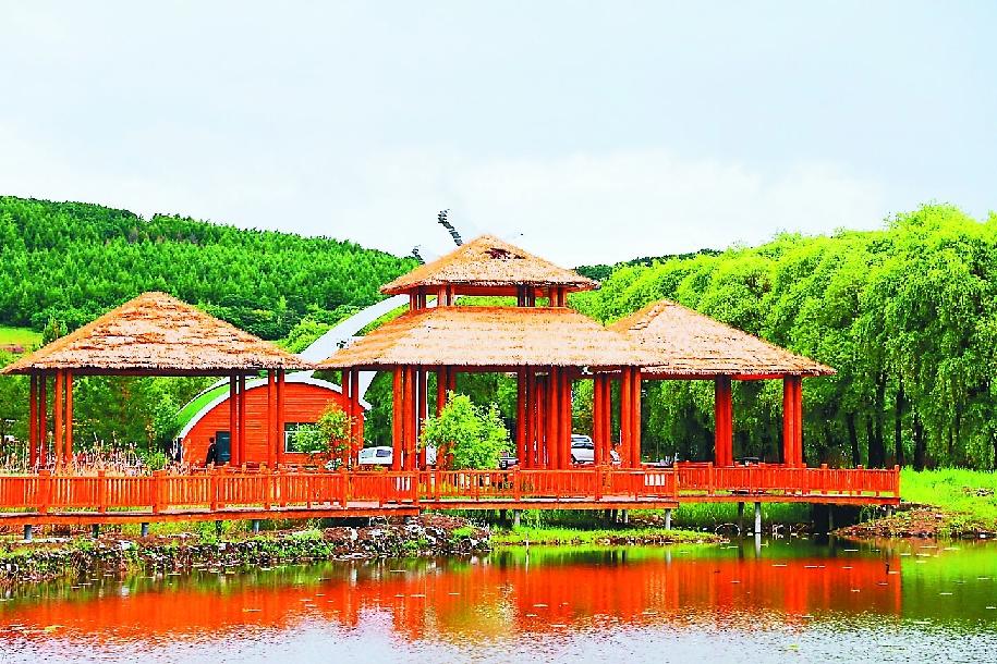 富錦國家濕地公園正式開園